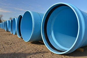 PVC Pipe for Performance and Value to Water Utilit